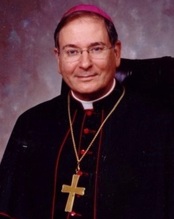 Bishop Arthur Seratelli