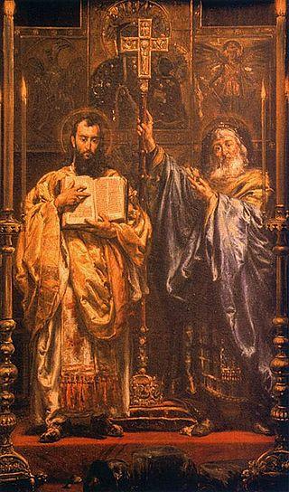 Zdjecie Cyryla i Metodego